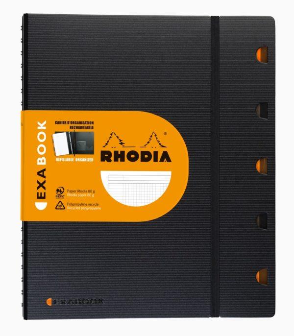 Agendă Clairefontaine Rhodia Exabook A4