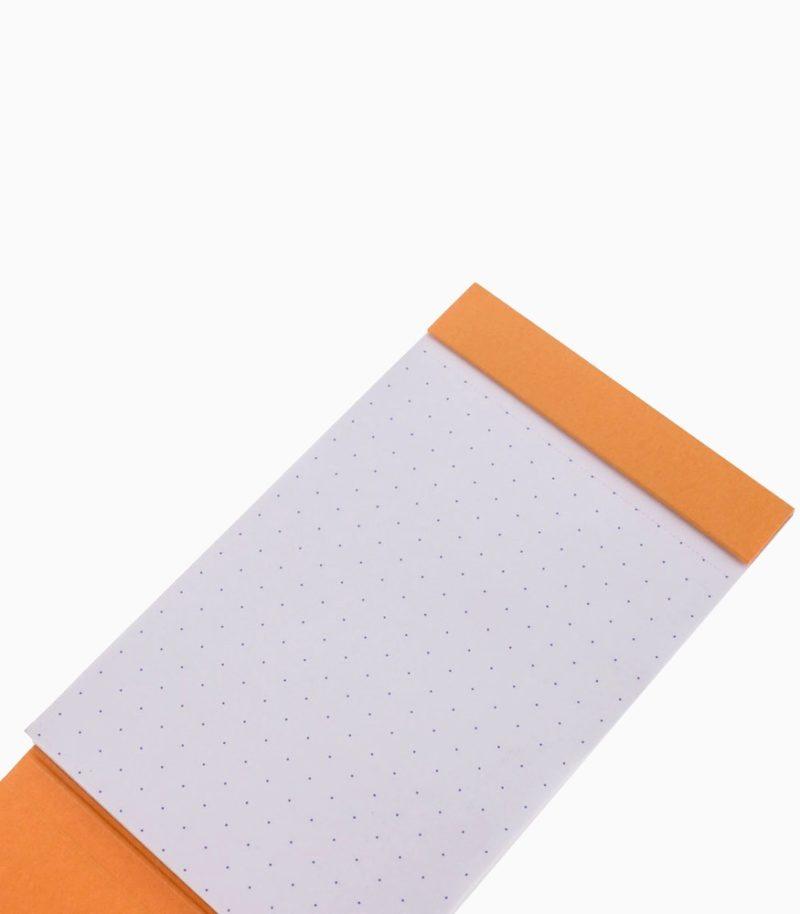 Agenda Rhodia Classic Pocket portocaliu, interior