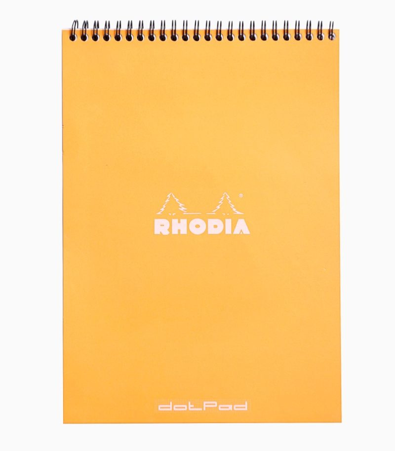 Blocnotes A4 Spiral Pad Rhodia Classic