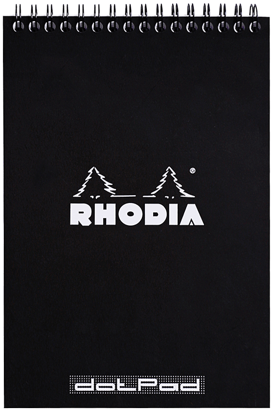 Blocnotes A5 Spiral Pad Rhodia Classic