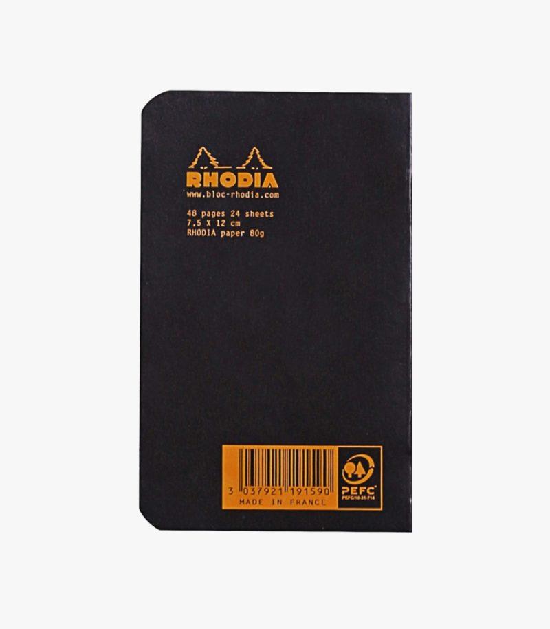 Blocnotes A7 Rhodia Pocket spate