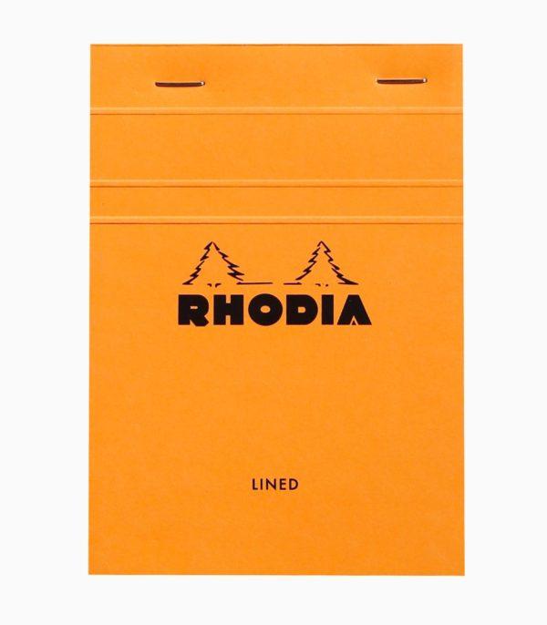 Blocnotes capsat N°13 A6 capsat Rhodia