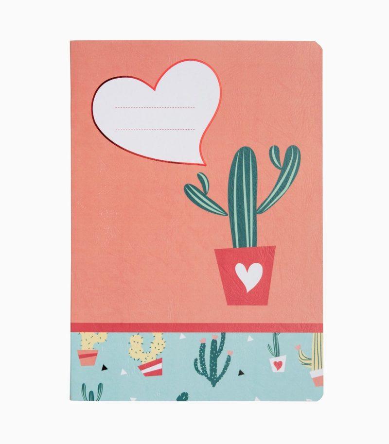 Caiet Ancor B'log Cactus A5, 48 file 1
