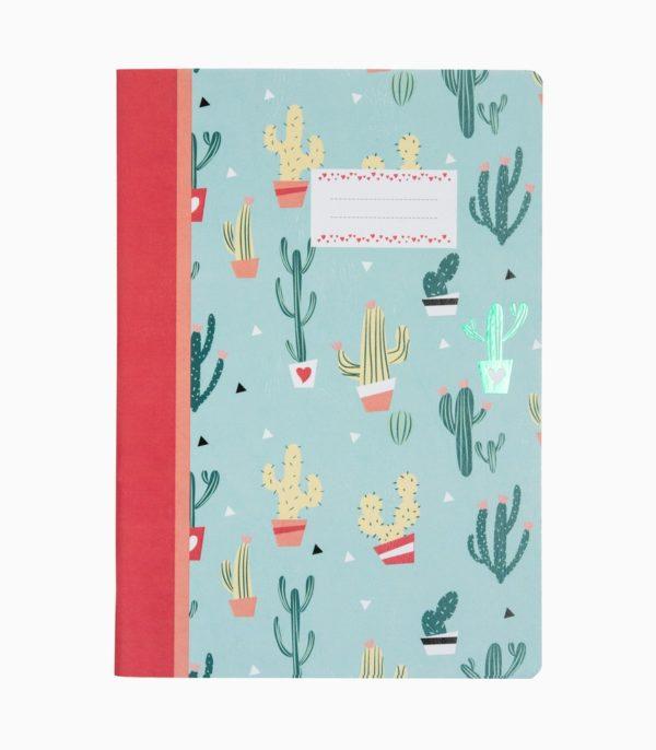 Caiet Ancor B'log Cactus A5, 48 file 2