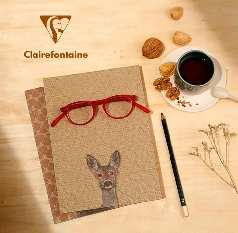 Clairefontaine, notebook