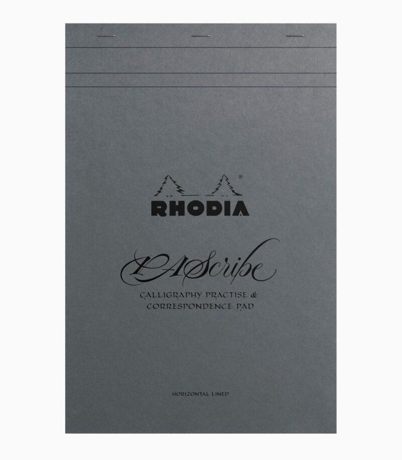 PAScribe Grey Maya Pad A4+ Rhodia