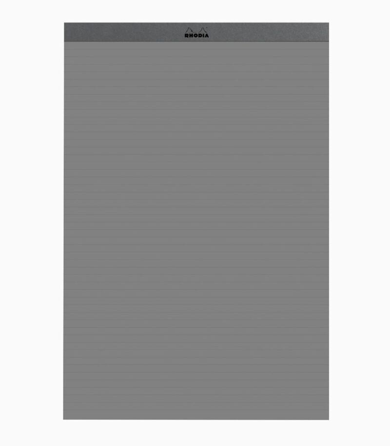 PAScribe Grey Maya Pad A4+ Rhodia liniatură