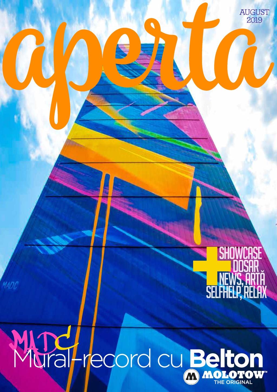 Revista Aperta 08-2019