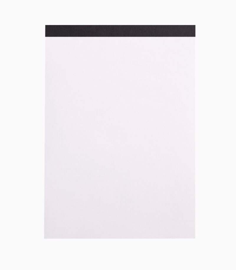 White Maya Pad A5 Rhodia Touch Layout interior